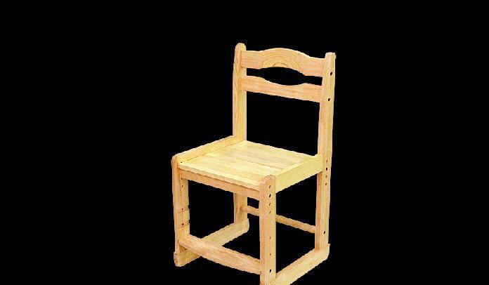 贵人缘松木椅子N04N04