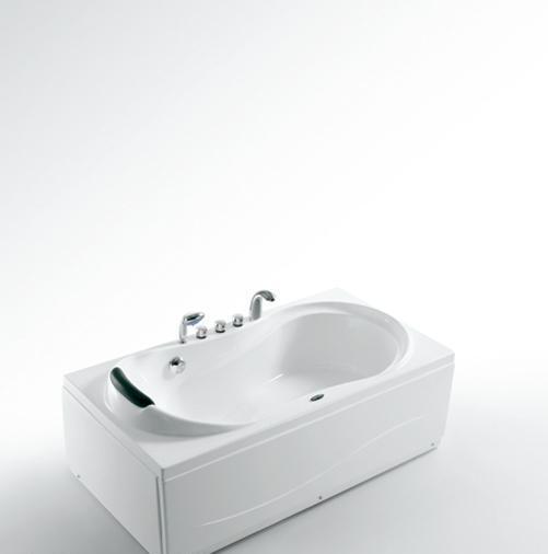 法恩莎五件套双裙浴缸F1701SQF1701SQ