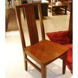 诺捷餐厅家具餐椅8P012花梨木色(无坐垫)