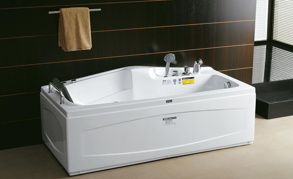 欧路莎 OLS-6023冲浪按摩浴缸OLS-6023