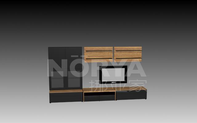 挪亚家厅柜组合D014BD014B