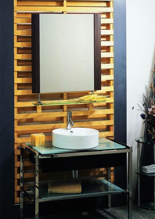 阿波罗浴室柜家私B系列B-3039(陶瓷盆)B-3039(陶瓷盆)