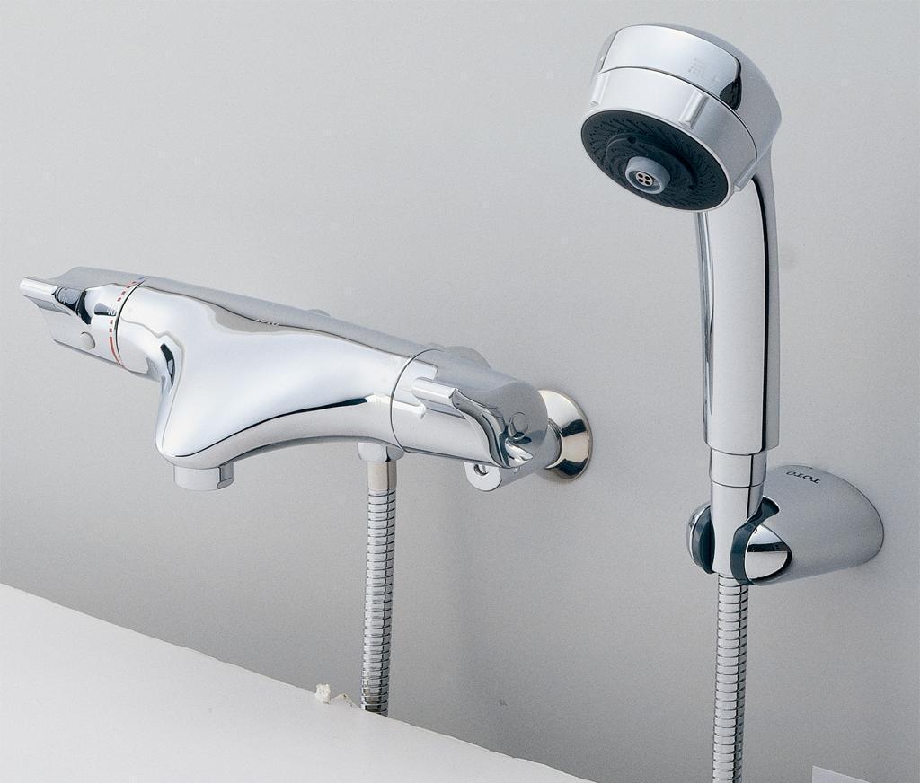 TOTO恒温淋浴、盆池用龙头DM405CJDFDM405CJDF