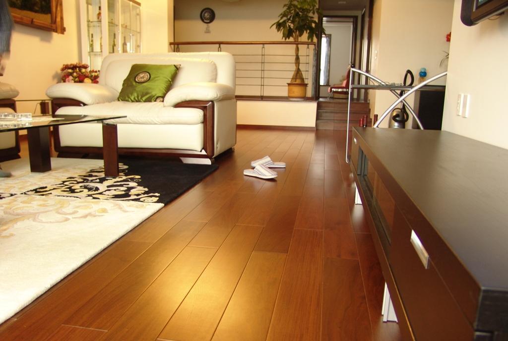 安信实木地板-重蚁木-758*75*18mm重蚁木