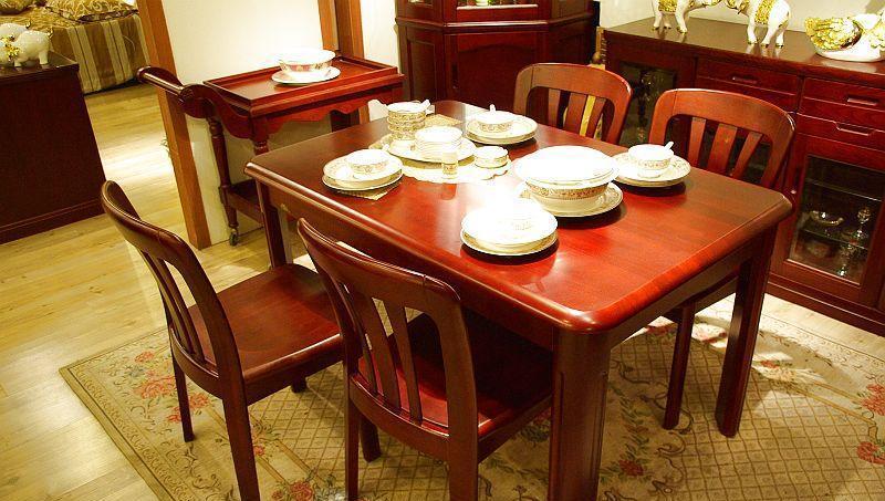 光明餐厅家具餐桌124-4110-130081124-4110-130081
