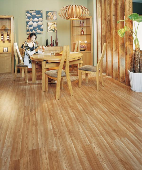 升达实木复合地板祥和春天系列YSM-8柚木