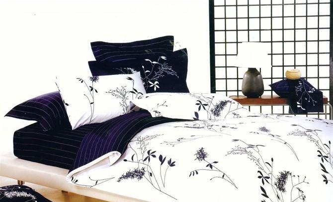 瑞如家纺环保活性印花精梳棉婚庆床上用品HX22四HX22