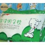 图美寝饰枕芯系列学生决明子枕TI053(35X50CM)