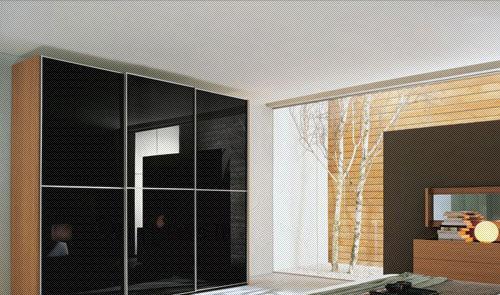 北山家居卧室家具移门衣柜2WB080B602WB080B60