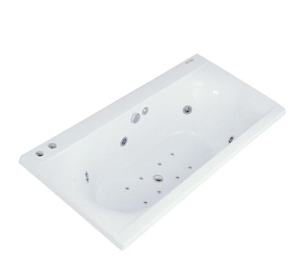 美标1.7M无裙气泡按摩浴缸美漫特系列CT-6746.00CT-6746.007