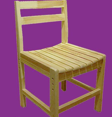 雅琴居儿童松木写字椅家经典星星索系列S6291S6291