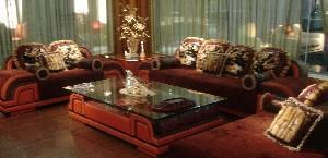 金伯莉F282沙发-2+4+柜