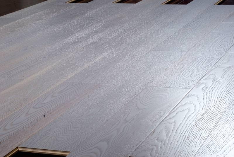 久盛实木复合拉丝系列k-26-7白蜡木