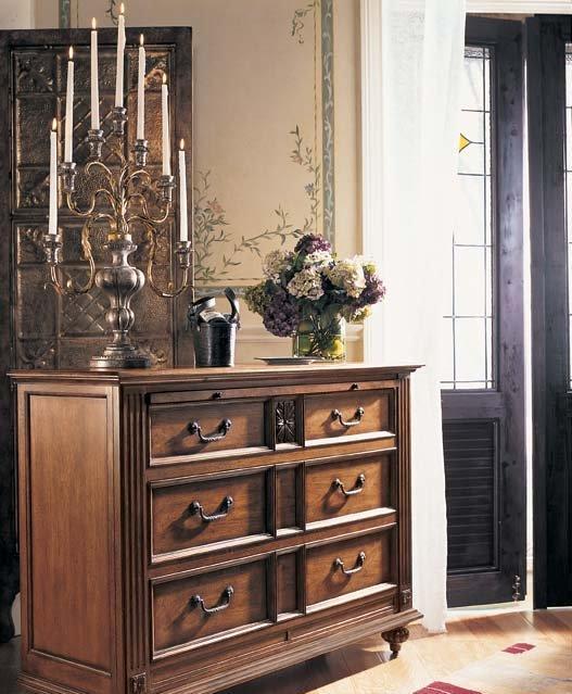 FFDM美国精制家具庄园式小瓷器柜320-831,832320-831,832
