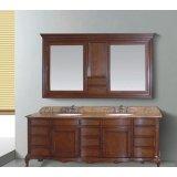 希尔曼S-0018H欧式浴室侧柜