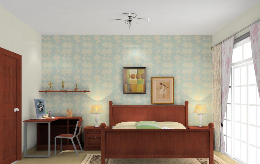 尚品宅配格瑞丝系列A2411卧室套餐A2411