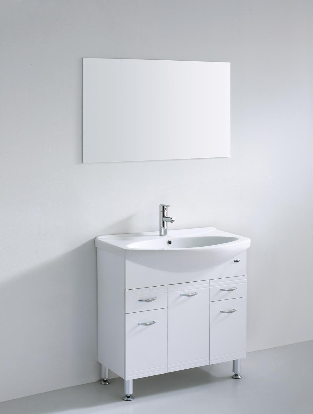 法恩莎PVC浴室柜盆FP3637FP3637