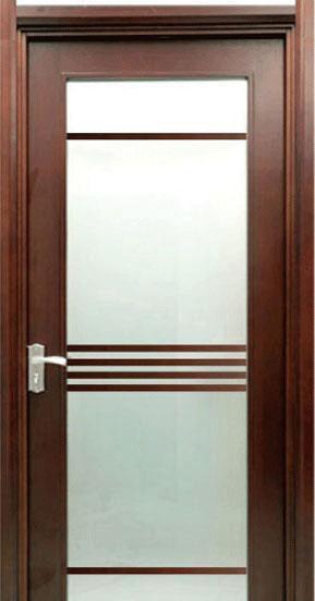 康吉KB-06实木复合门