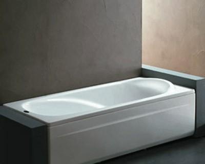 法恩莎单裙浴缸-F1712Q(1700*800*510MM)不含F1712Q