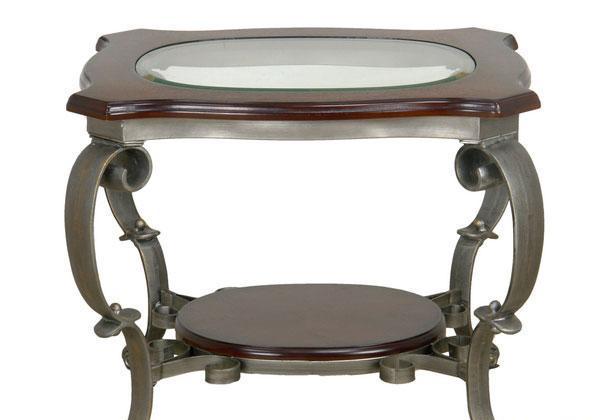 考拉乐拿破仑铁艺系列06-800-3-700EC茶几桌06-800-3-700EC