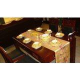 光明实木餐厅家具系列-001餐桌