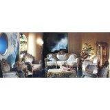 罗浮居意大利SILIK家具F1-43-015-D01沙发