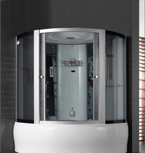 欧路莎OLS-0507扇形高缸电脑蒸汽房OLS-0507