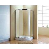 东鹏淋浴房钢化玻璃屏风门系列J90L15