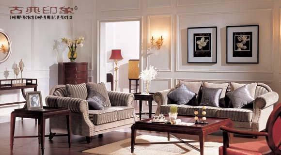 美凯斯客厅家具经典恋人系列角几M-C258NM-C258N