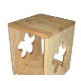 爱心城堡儿童家具组装式书架Y014-BC2-NR