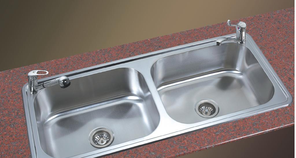 阿发厨房水槽AF-1140A
