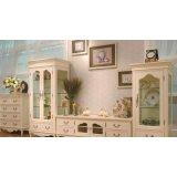 树之语客厅柜右柜白色梦想系列MX307