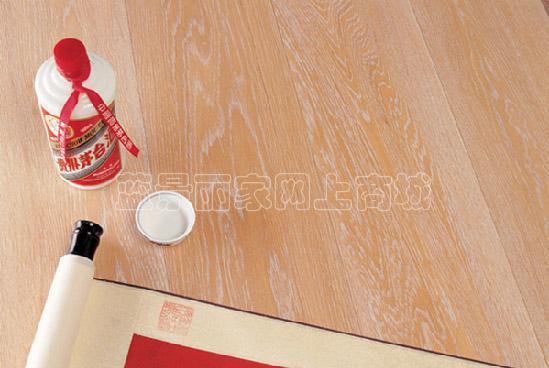 金鹰艾格实木地板-植物精华(浅)植物精华(浅)