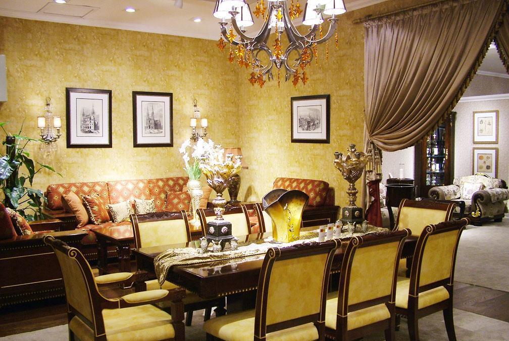 标致餐厅家具-凯欧丽斯系列-餐桌餐椅1餐桌餐椅1