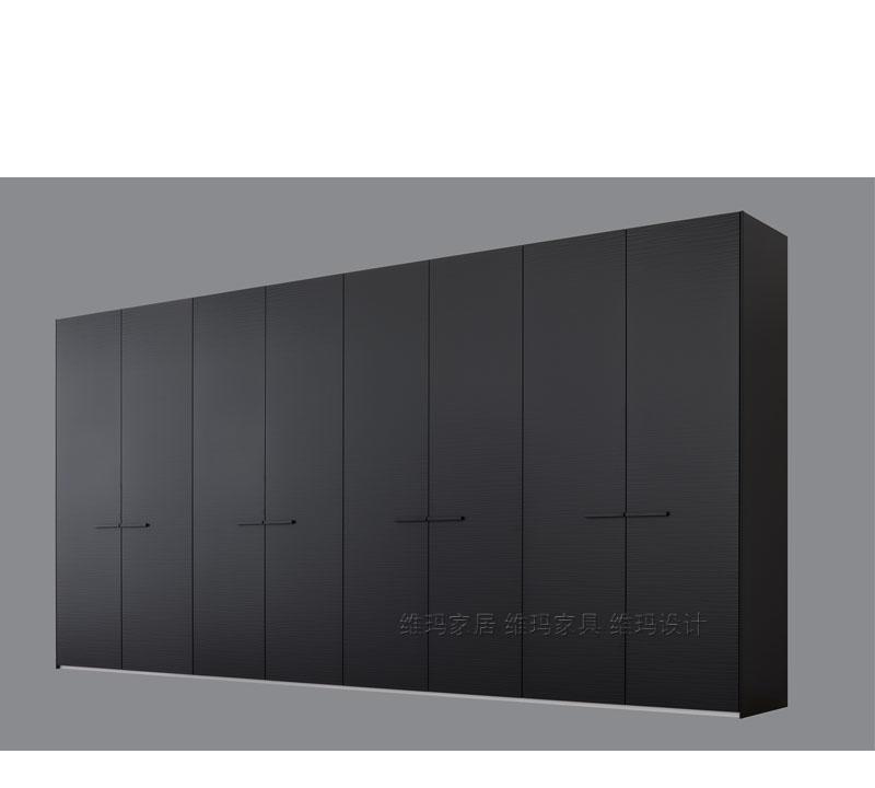 维玛MQ053开门衣柜MQ053