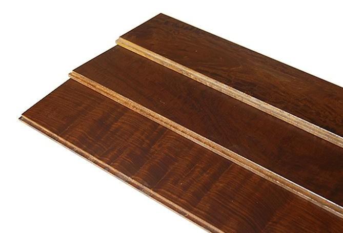 嘉森重蚁木现代系列实木地板重蚁木