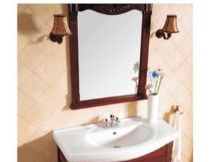 箭牌AP353/APGM353实木浴室柜(柜+盆)AP353/APGM353