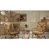 翡翠藤器休闲椅组合6索菲亚