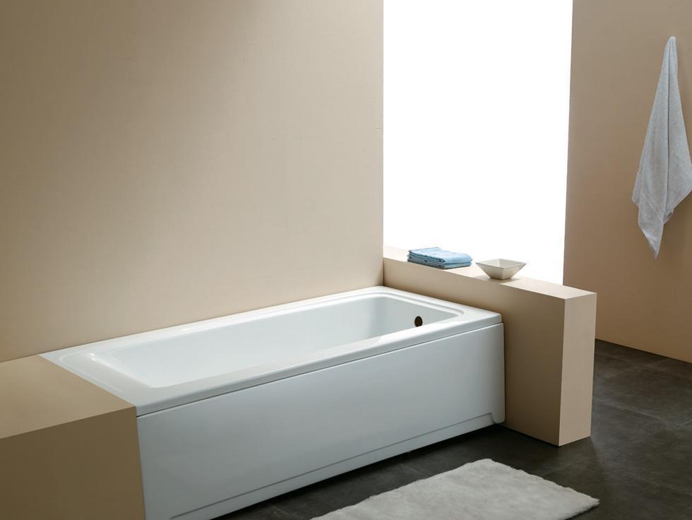 安华浴缸单裙缸an1732Qan1732Q