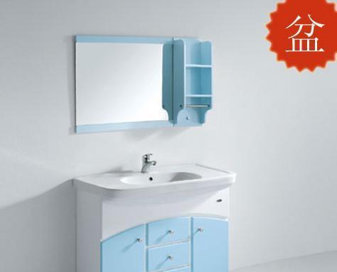 法恩莎PVC浴室柜FP3663B盆FP3663B
