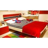 多喜爱儿童家具床 双人床8A27-015-02