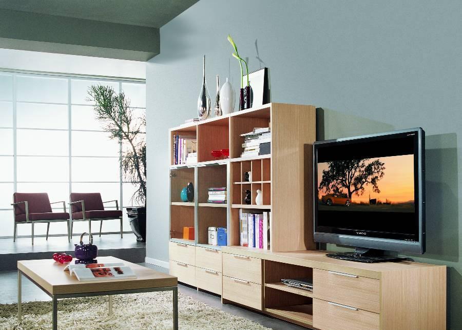 耐特利尔原橡木系列电视柜-1-1