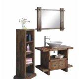 三英浴室柜309古木系列套装
