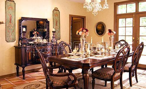 艾芙迪维纳城堡27餐厅组