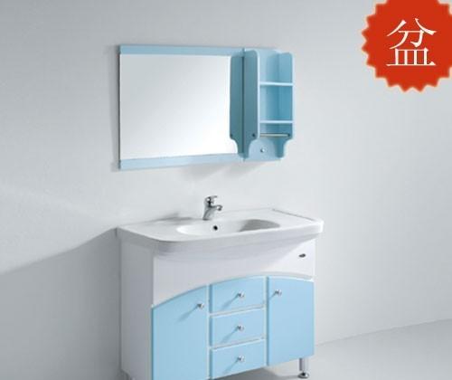 法恩莎PVC浴室柜FP3663B盆(1000*520*240mm)FP3663B