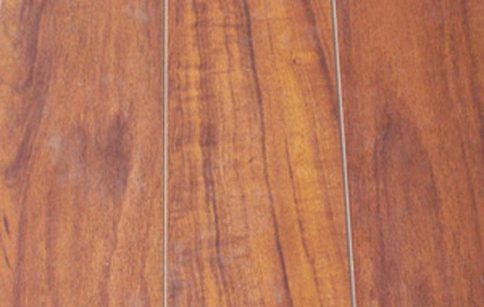 宏耐乡村别墅A系列V5715红檀木强化复合地板V5715