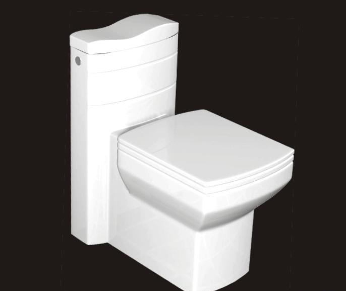 成霖高宝连体坐厕GC-L063GC-L063