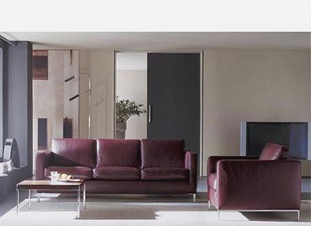 北山家居客厅家具多人沙发1SC573AD1SC573AD