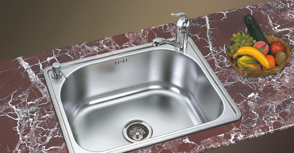 阿发厨房水槽AF6147AT