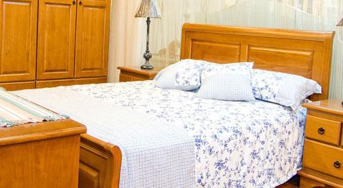 思可达卧室家具308型床-1308型床-1
